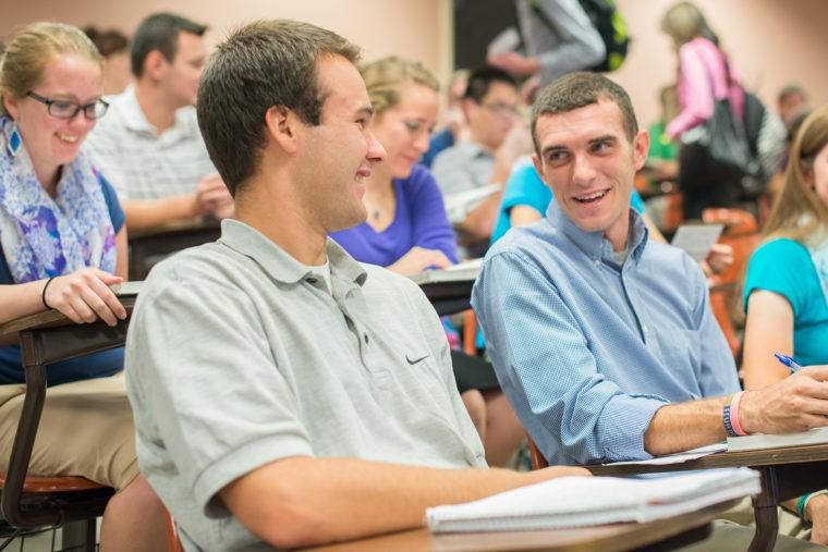 Pensacola Christian College adultes classes