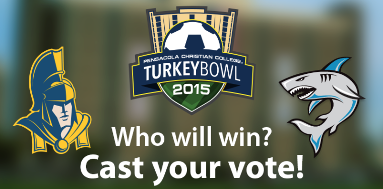 Turkey Bowl Poll: Sharks vs. Spartans–Who's Your Pick?