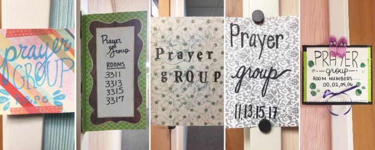 Prayer Group 101